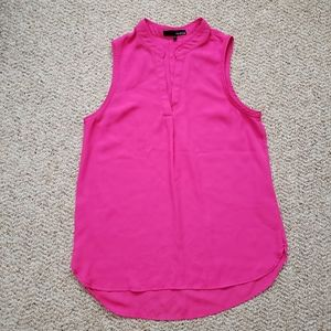 Ro and Dee Hot Pink Blouse